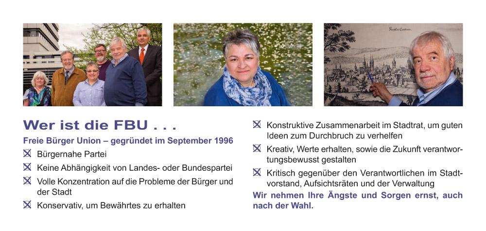 Stadtratswahl 2019 - 3